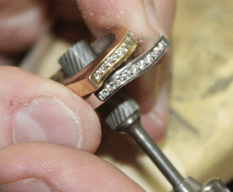 Custom Jewelry Designs & Fabrication