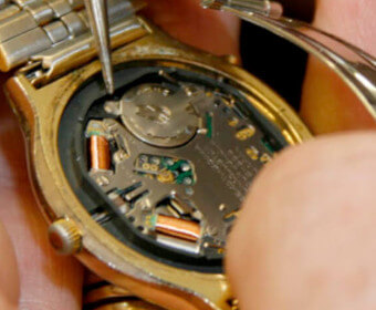 Jewelry Repairs Watch Repair